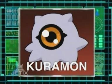 Kuramon (Digimon) Kuramon